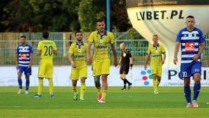Алекс Колев заби гол в първата контрола на Арка