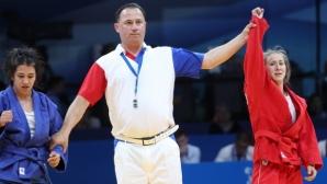 Цветелина Цветанова донесе първи медал за България на Европейските игри в Минск