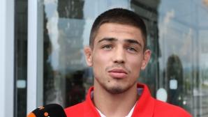 Георги Вангелов: Надявам се да оправдая всички очаквания