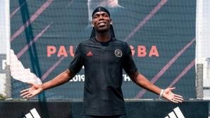 Играчите на Юнайтед вече искали Погба да бъде продаден