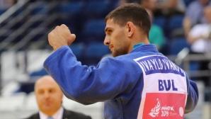 Ивайло Иванов спечели сребърен медал на Европейските игри в Минск
