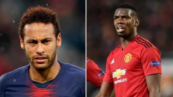 """ПСЖ предлага на Юнайтед размяна на недоволните звезди, но от """"Олд Трафорд"""" не искат"""
