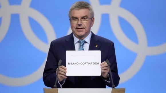 13 гласа повече пратили Зимната олимпиада в Милано/Кортина д'Ампецо