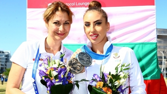 Бранимира Маркова: Тежко състезание, доволна съм от медалите