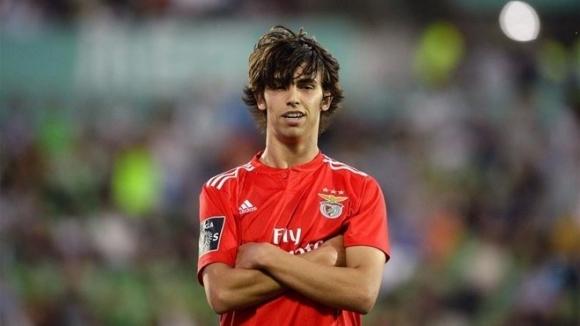 От Севиля отказали Жоао Феликс за 1,5 млн. евро преди година