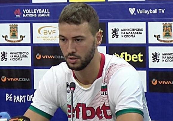 Чоно Пенчев:  Пловдив е много волейболен град! Очаквам празник (видео)