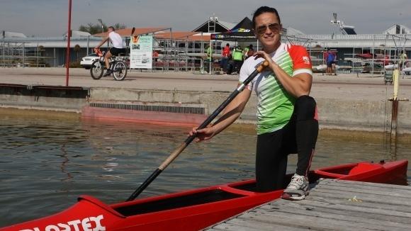Станилия Стаменова ще се бори за медал на 200 метра едноместно кану в Минск