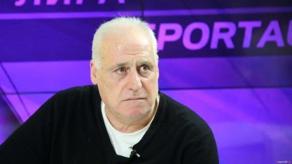 Джеки за ЦСКА-София: Стоичков се отдръпна от клуба, хрантутят Люпко