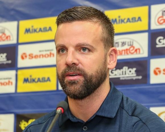 Треньорът на САЩ:  Нашата цел е да се борим и да търсим победата срещу България