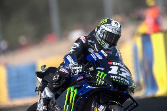 """Винялес най-бърз във втората MotoGP тренировка на """"Асен"""""""