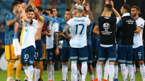 Аржентинците празнуват рождения ден на Меси