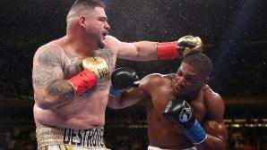 Анди Руис: Антъни Джошуа изобщо не е добър боксьор (видео)
