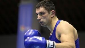 Петър Белберов безкомпромисен срещу представител на домакините на Европейските игри