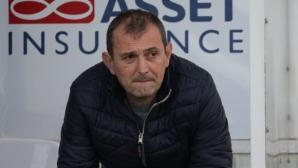 Загорчич: Доволен съм от мача, но искаме да подобрим играта
