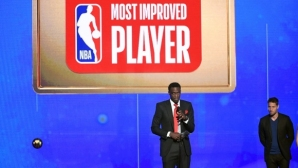 """Шампион на НБА и """"Най-прогресиращ играч"""" - това е Паскал Сиакам"""