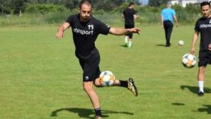 Жоро Илиев подписал с Локо (Пд) само до края на годината