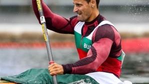 Мирослав Кирчев се класира на полуфинал на едноместен каяк 1000 метра
