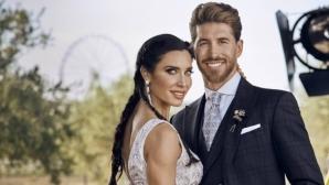 Меденият месец на Серхио Рамос (видео+снимки)