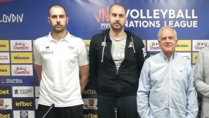 Валентин Братоев: С публиката в Пловдив можем да постигнем и 3 победи