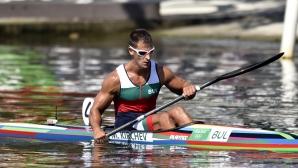 Мирослав Кирчев няма да гребе за медал в Минск