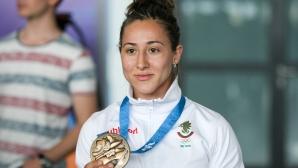 Цветелина Цветанова: Много исках да взема медал