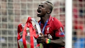Мане: Готов съм да заменя трофея от ШЛ за Купата на Африка