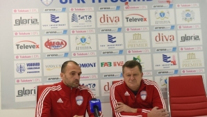 Капитанът на Титоград: ЦСКА със сигурност е фаворит срещу нас