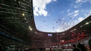 Мюнхен кандидатства наведнъж за два финала в ШЛ