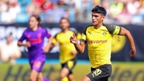 Дахуд иска да се пребори за мястото си в Дортмунд