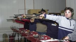 Пушков завърши на 15-о място на 25 метра бърза стрелба с пистолет