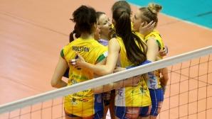 България ще бъде домакин на жребия за груповата фаза в ШЛ за жени
