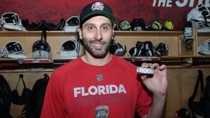 Канадска хокейна легенда обяви края на кариерата си