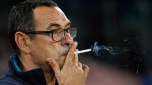 Маурицио Сари: Пуша по 60 цигари на ден