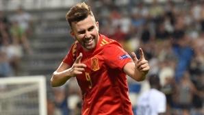 Испания развинти Франция и е на финал на Евро 2019 (видео)