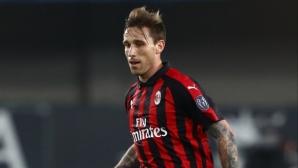Фиорентина започна преговори с Милан за Лукас Билия