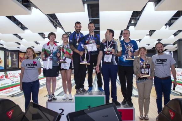Литовец спечели Европейския турнир по боулинг в София