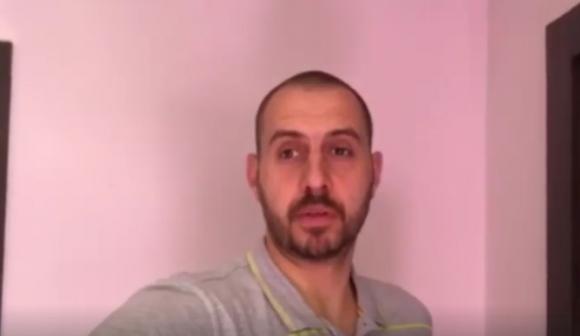Георги Братоев с първи думи като играч на Хебър (видео)
