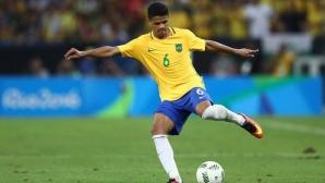 Зенит привлича от втория опит бразилец от Хамбургер