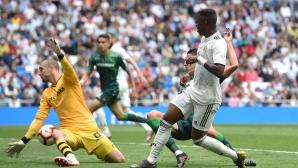 Бетис си даде вратаря на Рома и веднага поиска такъв от Реал Мадрид