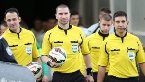 УЕФА вдига Кабаков до първа категория