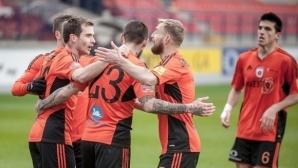 Съперникът на Левски в Лига Европа приключи контролите с победа