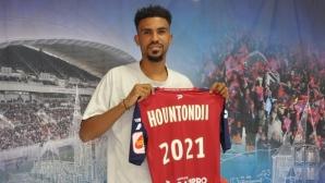 Освободен от Левски ще играе във френската Лига 2