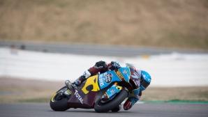 Братът на Марк Маркес увеличи преднината си в Moto2 с победа
