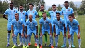 Локомотив (Пловдив) завърши с победа серията си от летни контроли