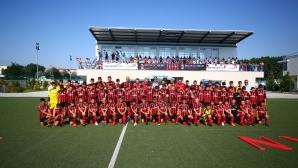 "Milan Academy Junior Camp си взе ""довиждане"" с Несебър"