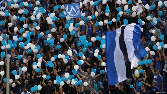 Сериозно полицейско присъствие на стадиона за Ружомберок - Левски