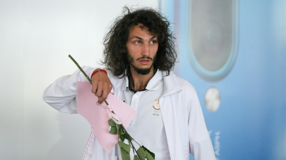 Тихомир Иванов златен в Неапол с покрит норматив за Доха