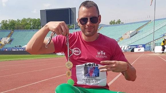 Водещ на БНТ се връща към леката атлетика, но като треньор