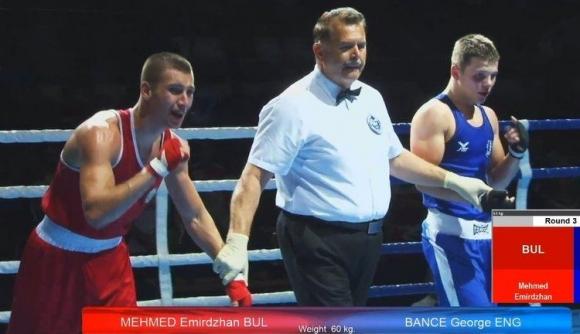Емирджан Мехмед тръгна с победа в Сърбия