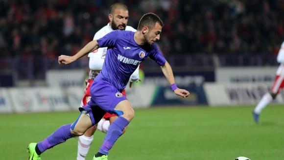 Етър тръгва за победа срещу ЦСКА-София